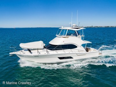 Riviera 43 Open Flybridge Series I