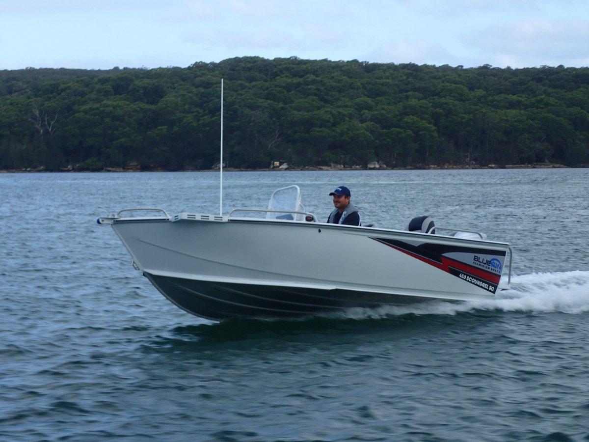 Bluefin 4.50 Scoundrel