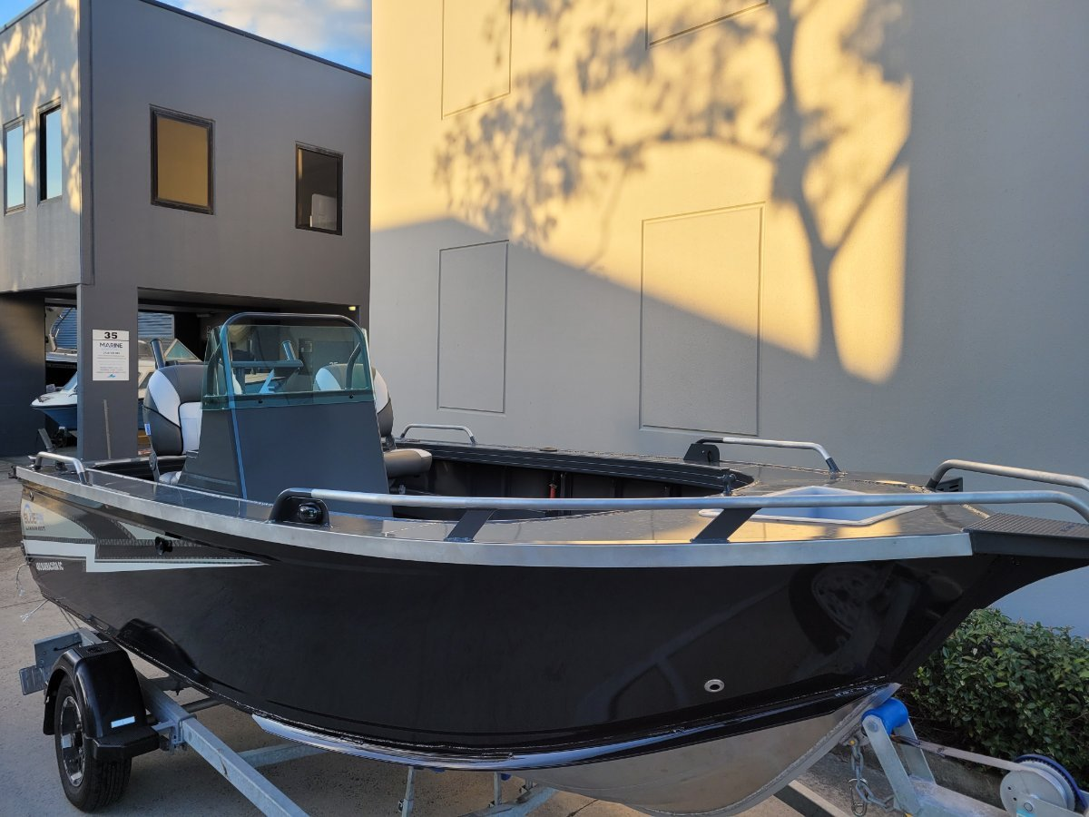 Bluefin 4.80 Barracuda
