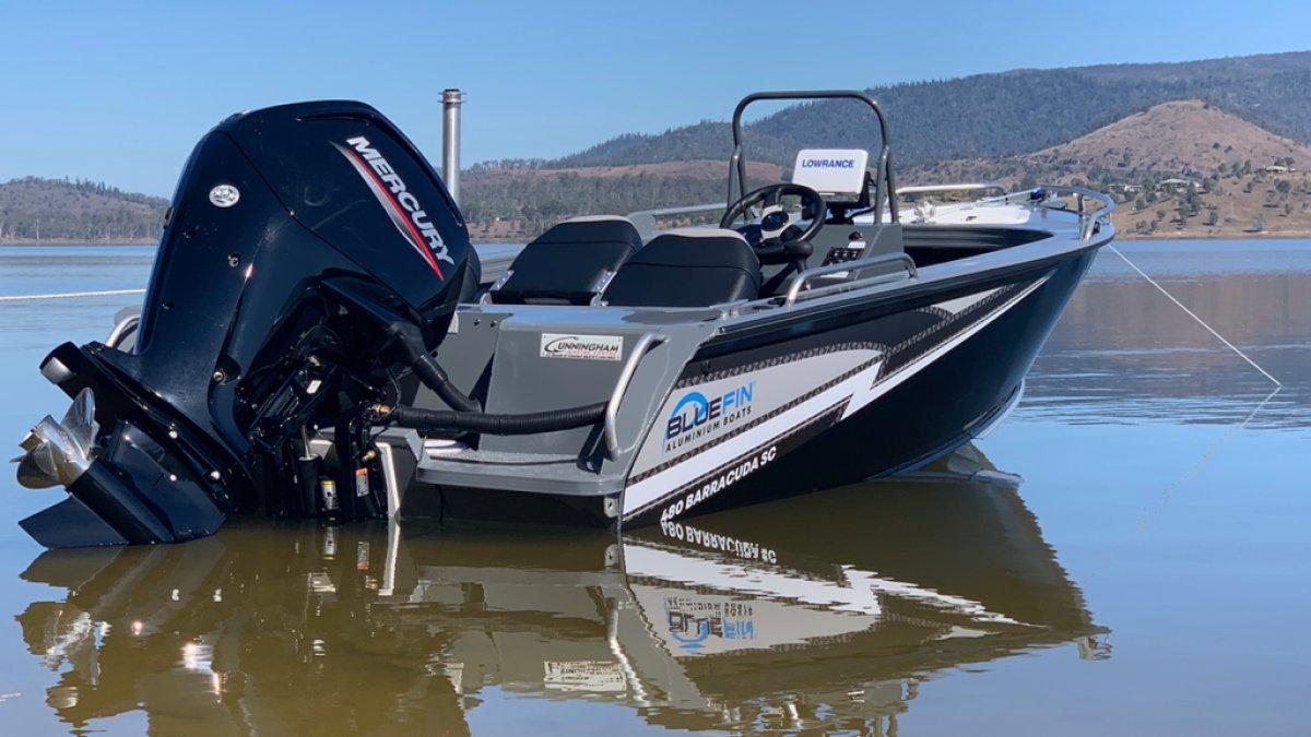 Bluefin 5.40 Barracuda
