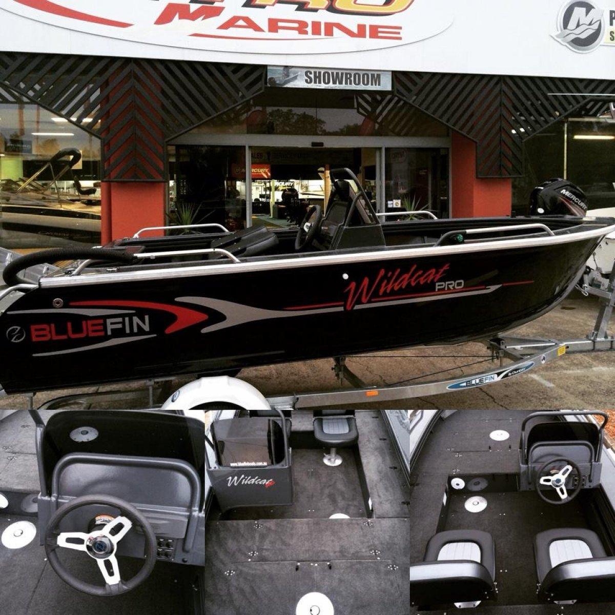 New Bluefin 4.55 Wildcat Pro