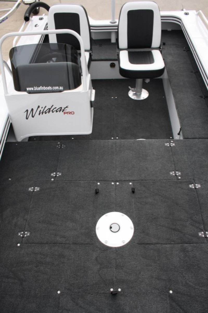 New Bluefin 4.95 Wildcat Pro