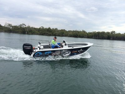 Bluefin 5.35 Wildcat Pro