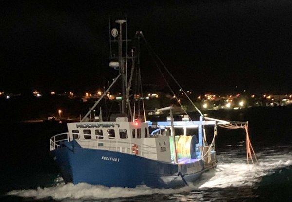19.9m Demersal Fish Trawler
