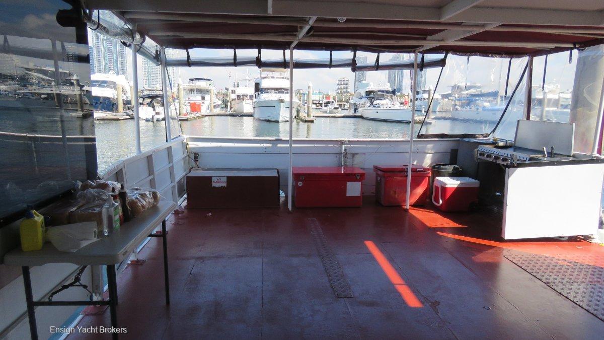 Broadwater Craft Charter Boat