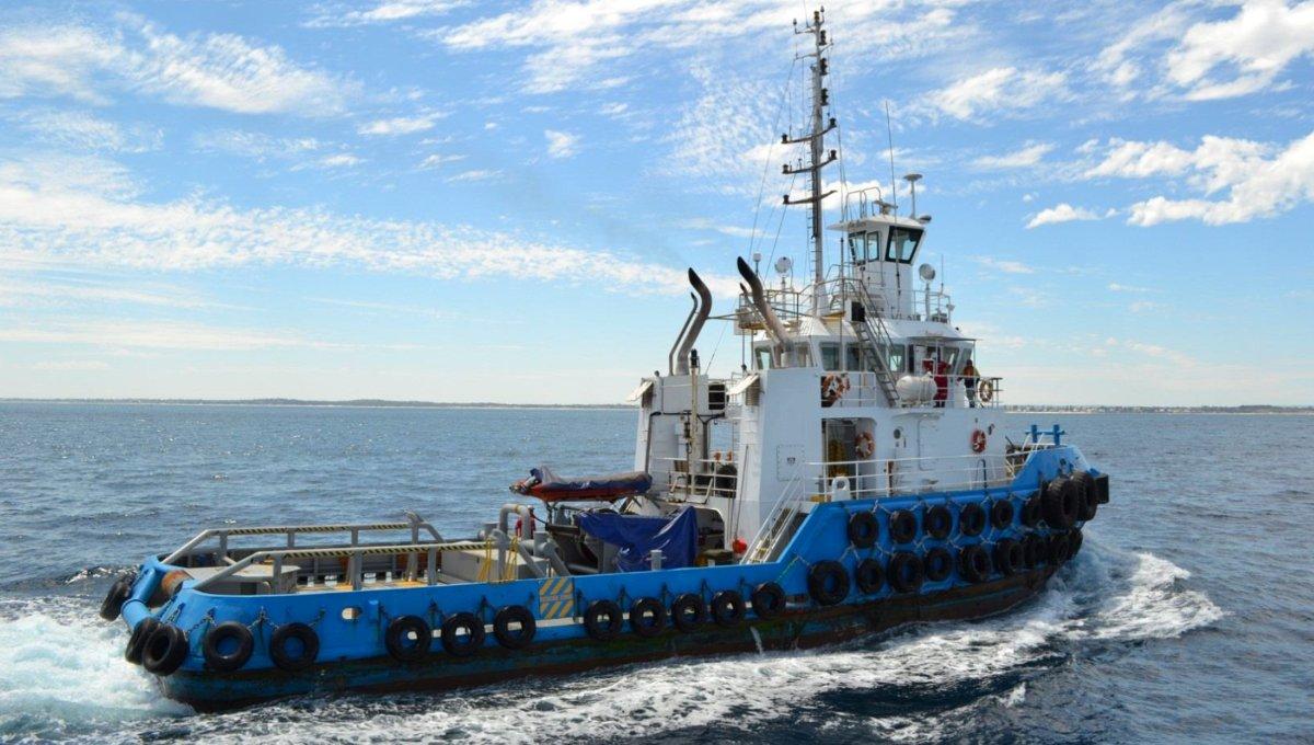 32m 40TBP Offshore Support Vessel