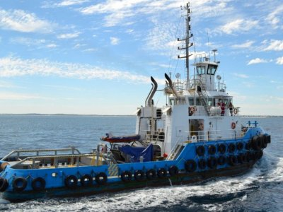 32m 40TBP Offshore Support Vessel