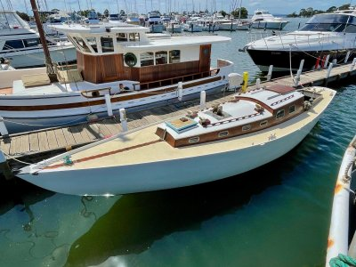 Timber Classic Sloop 11.7 m