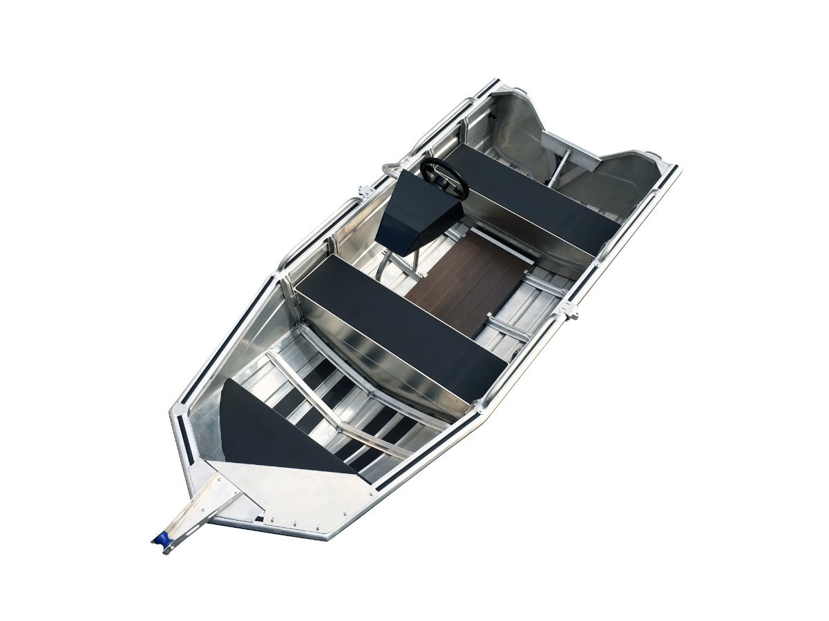 New Bluefin 3.45 Alloycraft J370