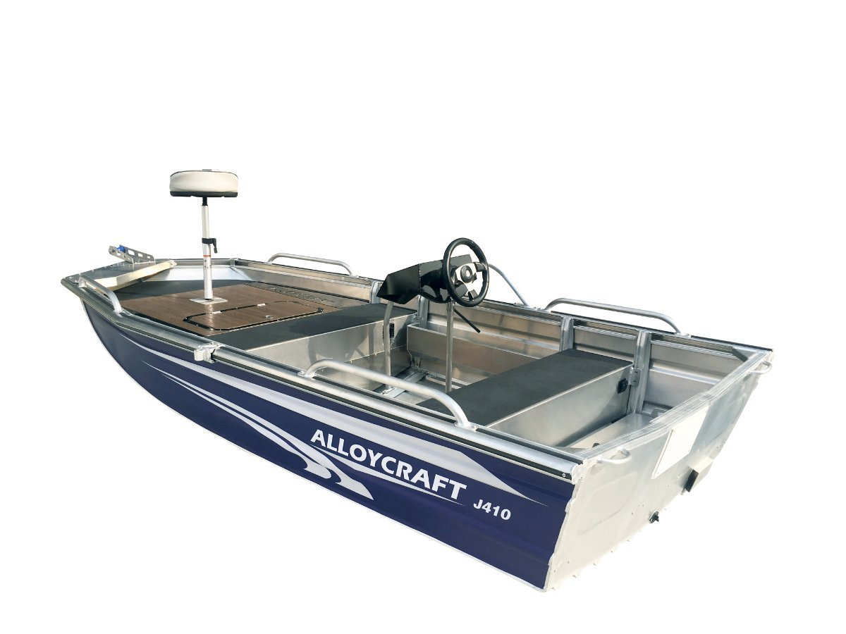 Bluefin 3.85 Alloycraft J410
