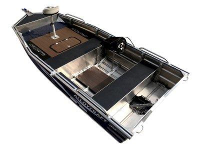Bluefin 4.30 Alloycraft J455