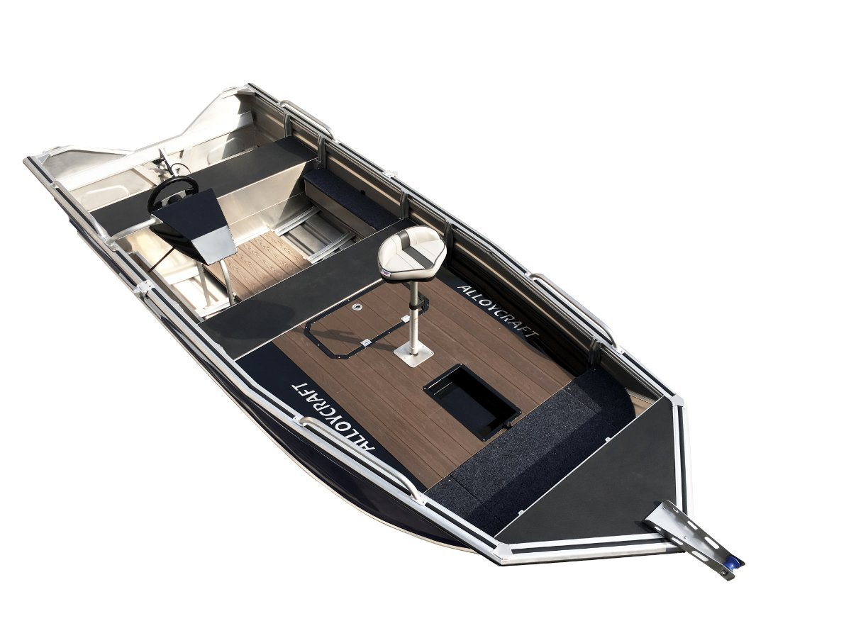 Bluefin 4.75 Alloycraft J500
