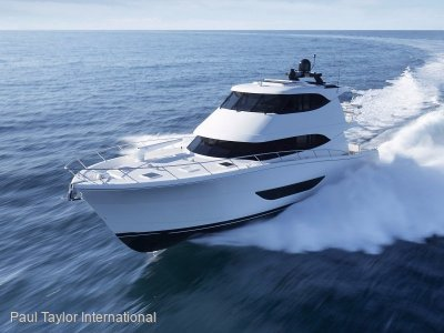 Maritimo M70 Cruising Motoryacht - Dont wait 12 months for a build