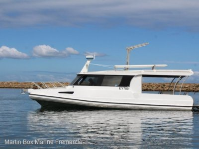 Aqualine 1080 Top End Explorer with Brand New Yanmar Diesel