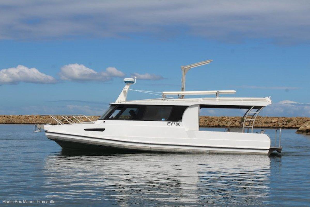 Aqualine 1080 Top End Explorer with Brand New Yanmar Diesel