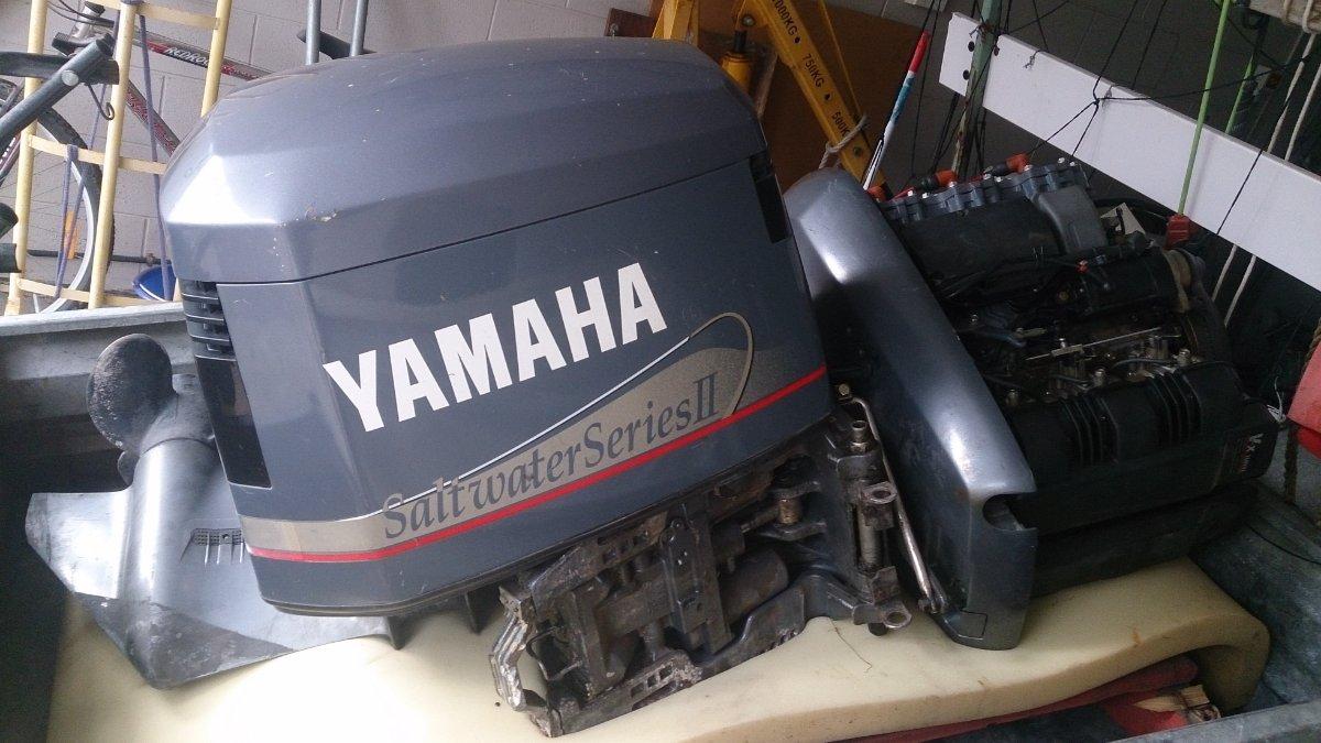 Yamaha 225hp Saltwater Series 2..... Price Reduced!!!