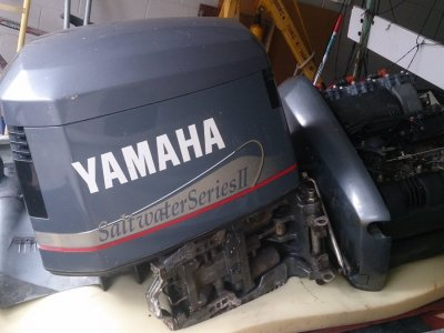 Yamaha 225hp Saltwater Series 2..... Price Reduced!!!