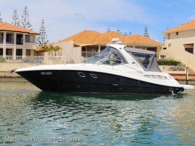 Sea Ray 350 Sundancer With Hydraulic Platform