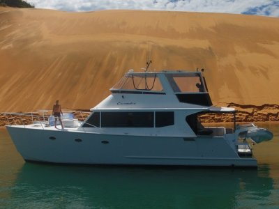 Coral Coast Power Catamaran