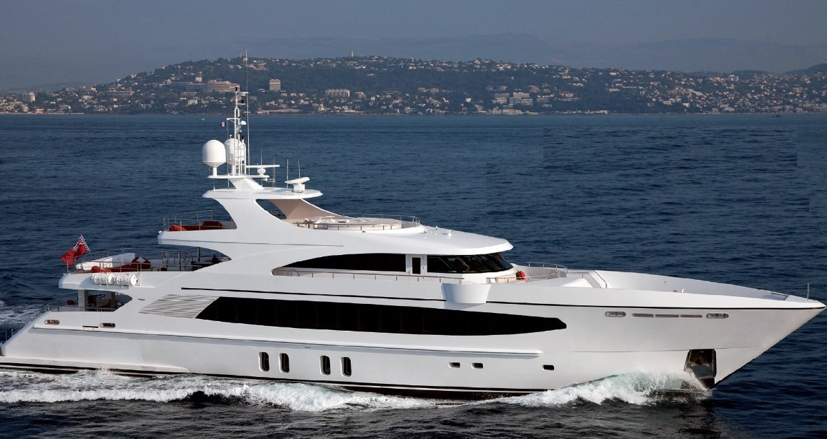 Ocean Fast 48 Hull & Deck
