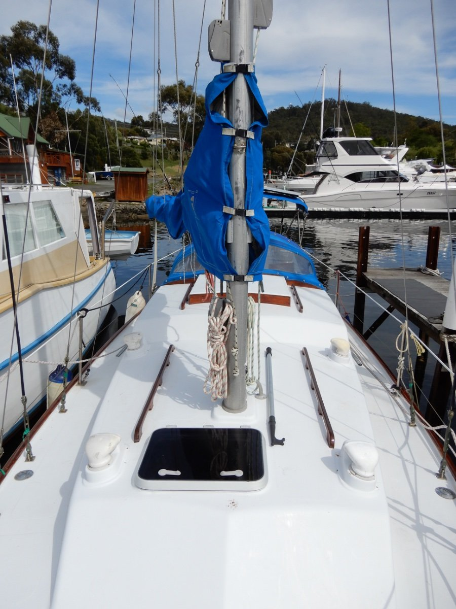 Herreshoff 28 NZ COMPASS BUILT EXCEPTIONAL FIT OUT MANY UPGRADES