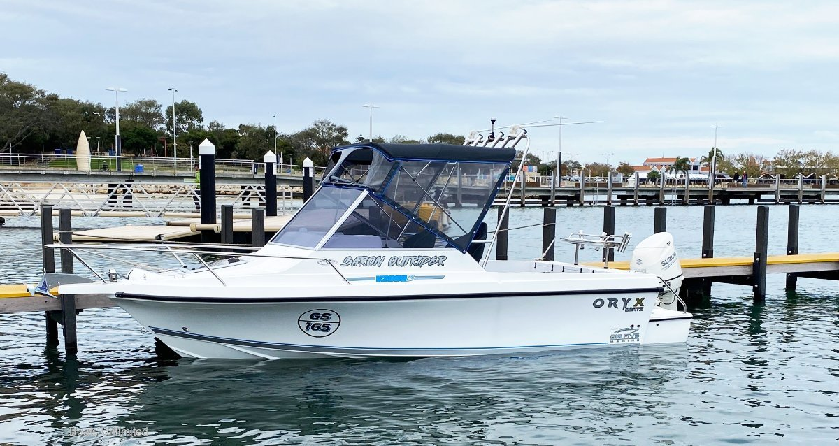 Baron Outrider 2020 Sportsfisherman THIS ONES SOLD... ONLY 1 LEFT FOR XMAS...