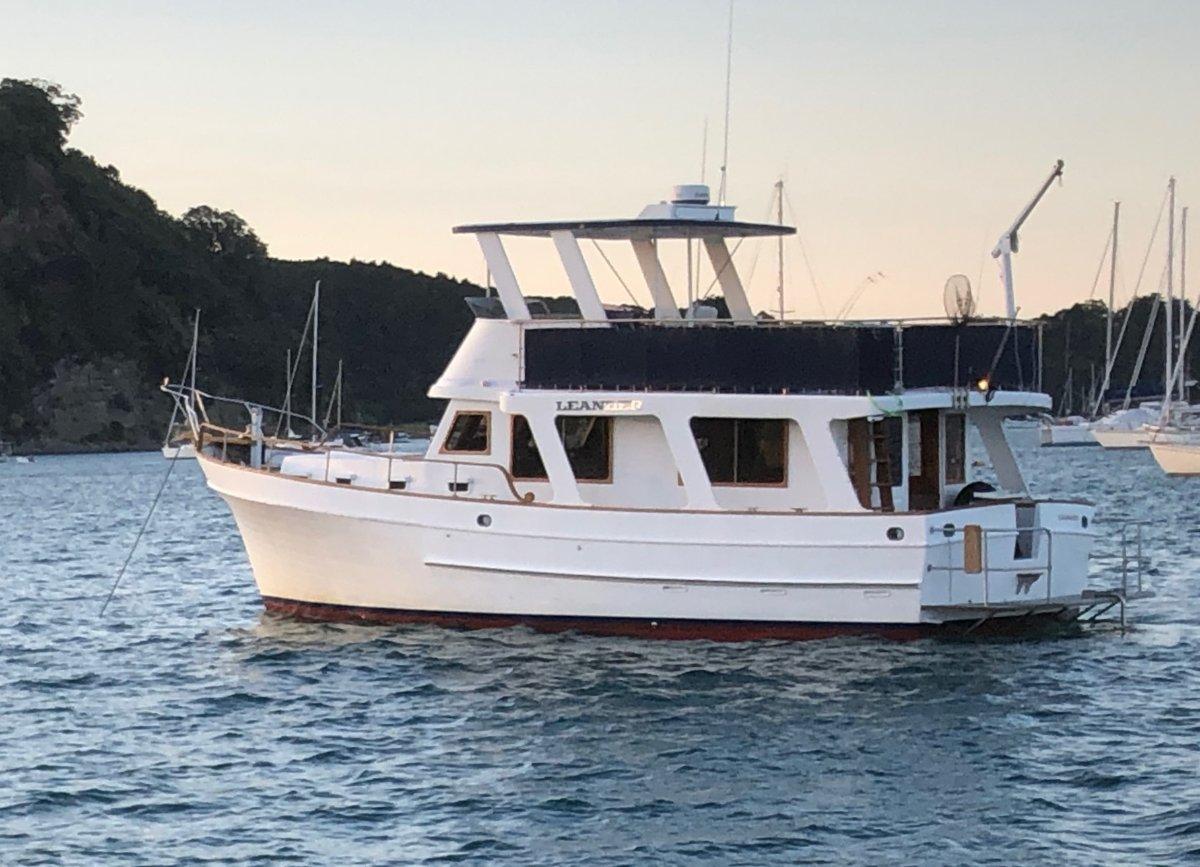 Marine Trader Ocean 40 Trawler