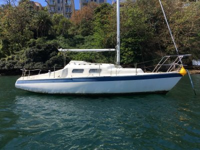 Pacific 27 Sydney Harbour Payment Plan Yes Mooring Option too
