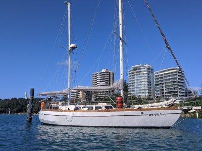 Seafarer Ocean 40