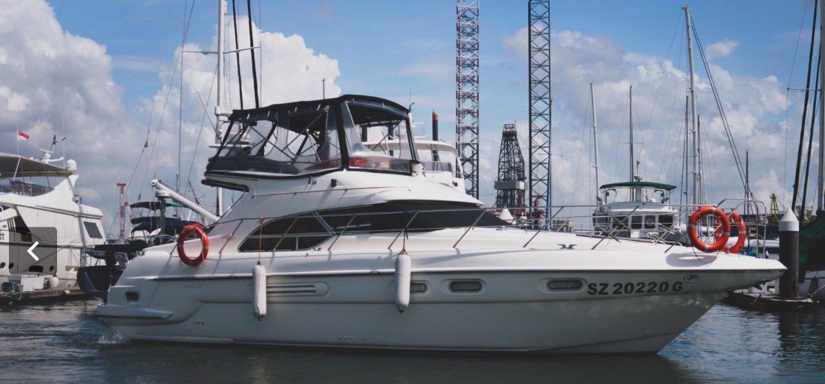 Sealine 410 Flybridge Cruiser