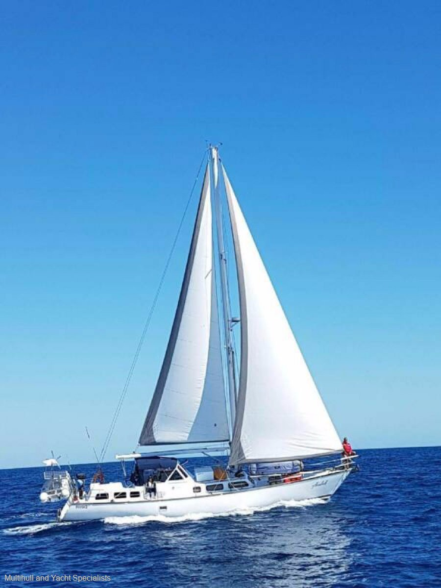 Cooper 50' Sailing Yacht