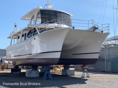 Bruce Harris Cat LUXURY CATAMARAN TURNKEY READY