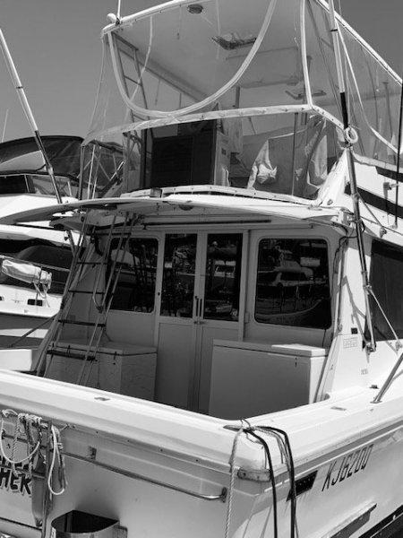 Mariner 43 Flybridge Cruiser