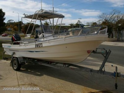 Southwind UB580 2004 with Mercury 75hp