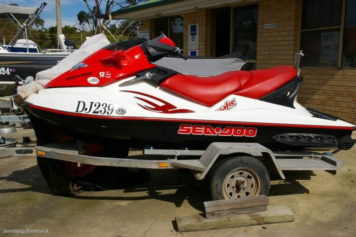 Sea-Doo Wake 155 2006 complete package