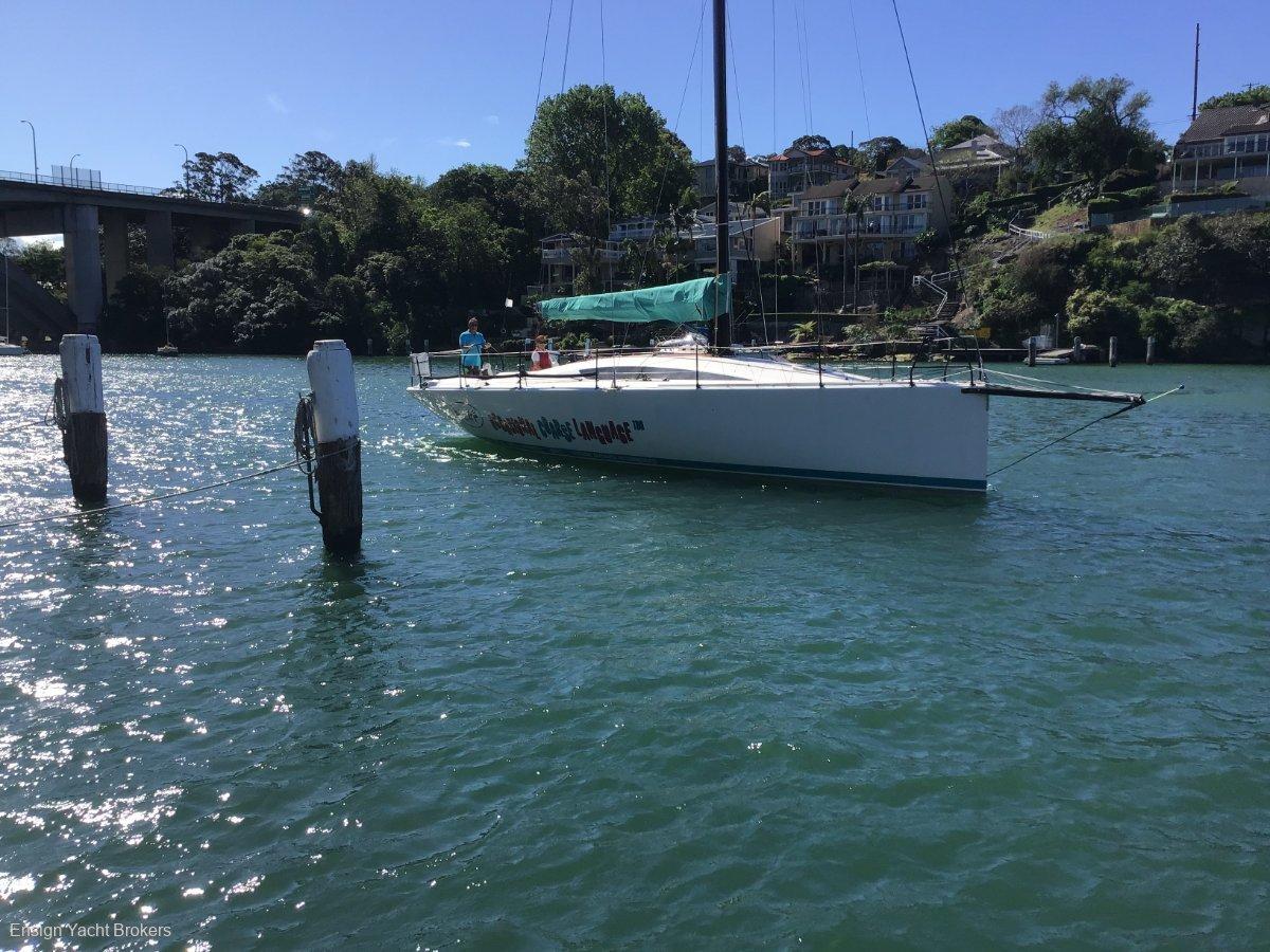 Sydney Yachts GTS43