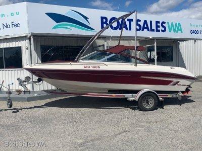 Sea Ray 180 Bowrider 1995 model