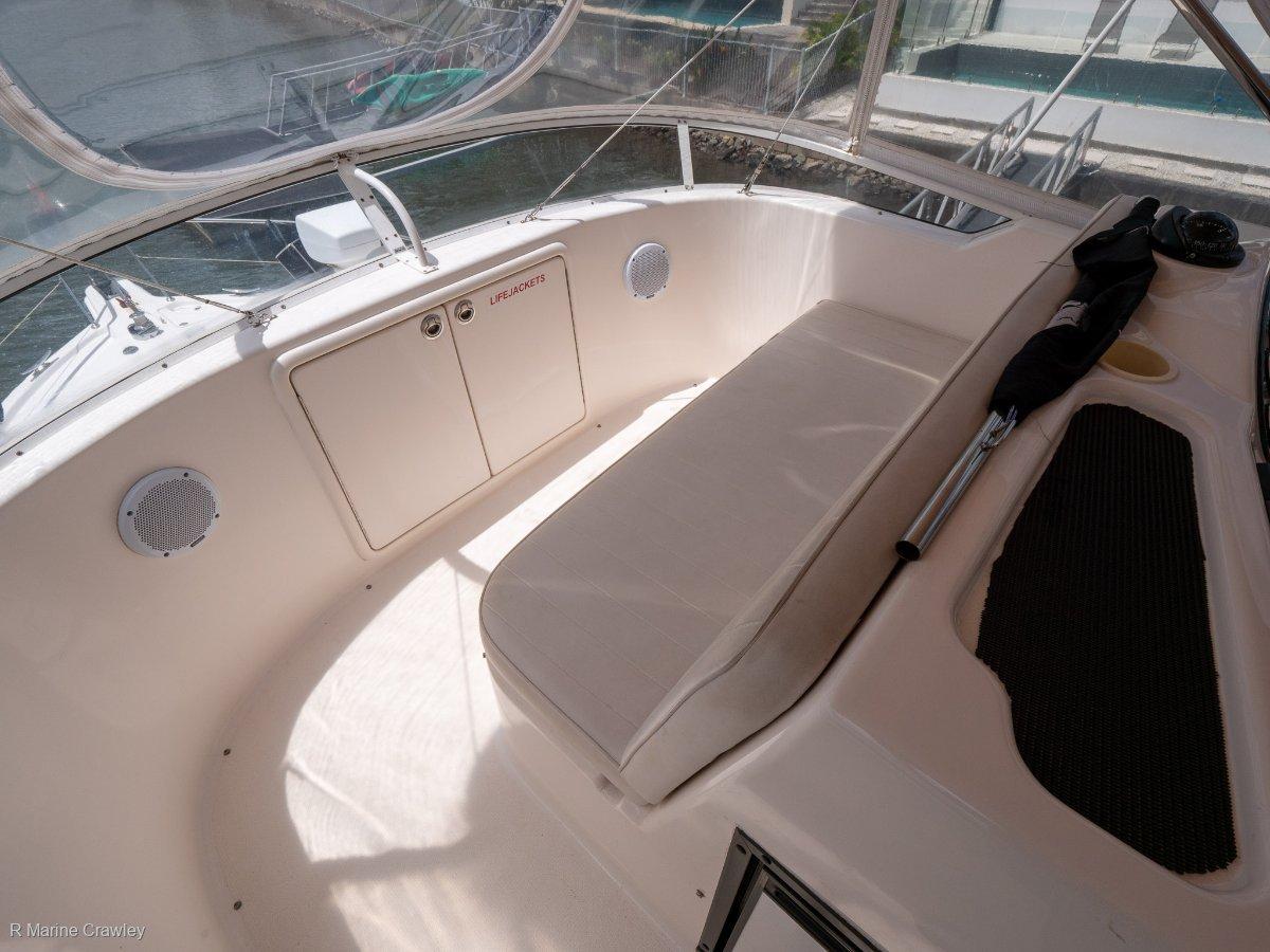 Riviera 33 Open Flybridge