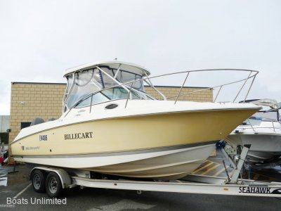 Wellcraft 252 Coastal HARDTOP AWESOME FAMILY FISHING BOAT FORSALE
