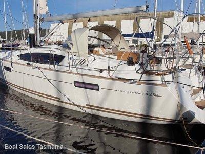 """Jeanneau Sun Odyssey 42DS """"Genevieve"""""""
