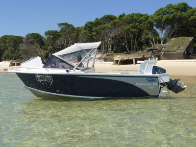 Stessco Breezaway 490 Great allrounder family boat