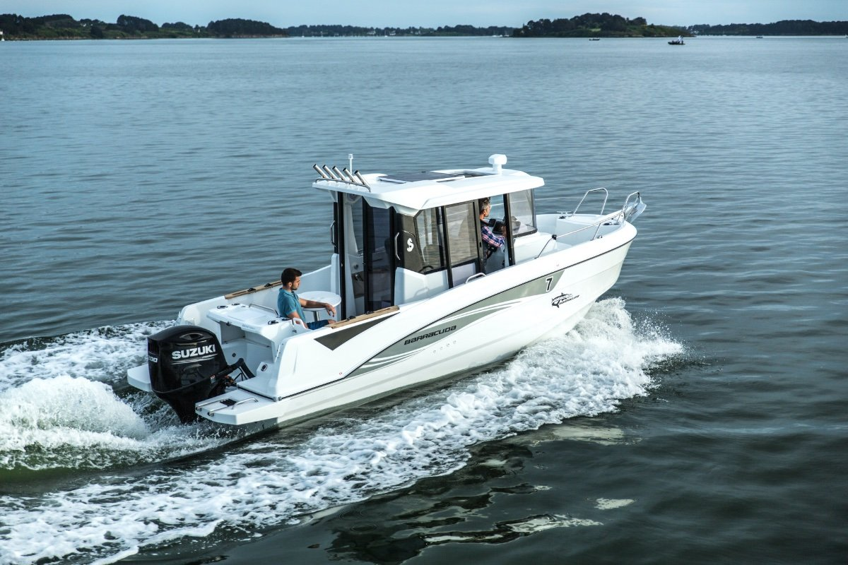 New Beneteau Barracuda 7 OB S2