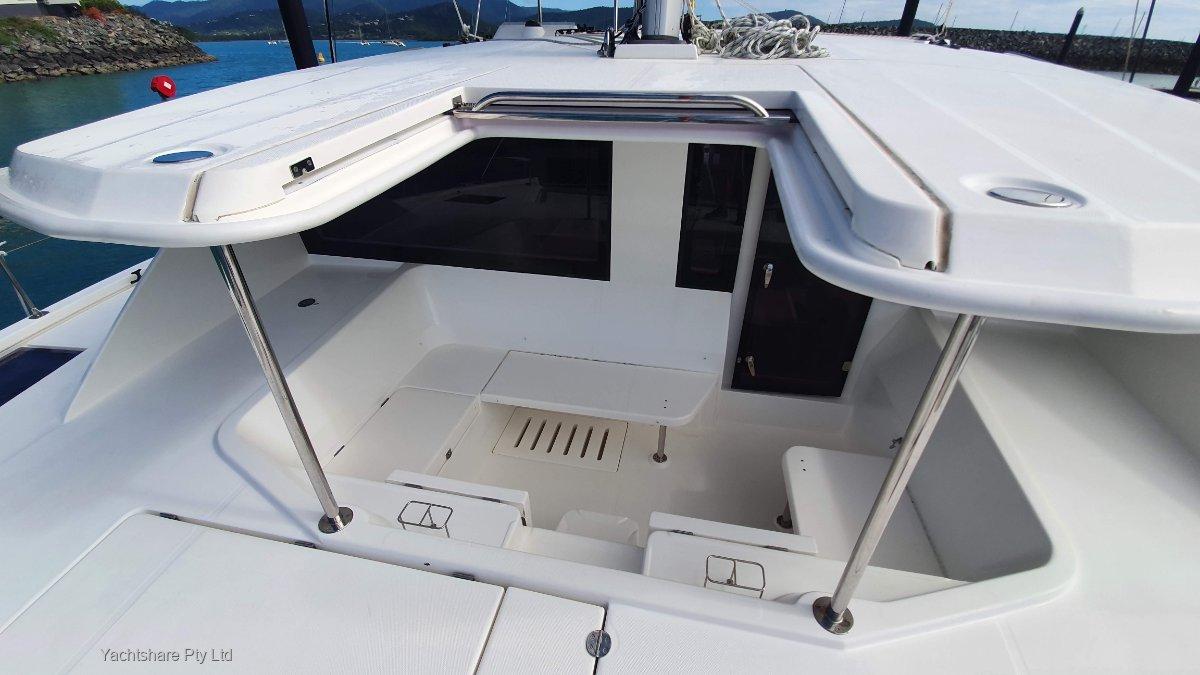 Leopard Catamarans 48 Catamaran boat share