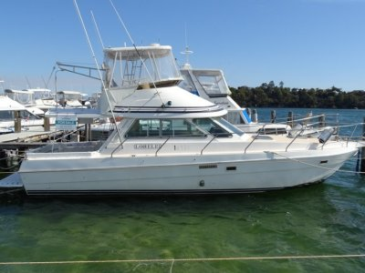 Leeder 38 Flybridge GREAT VALUE AND PRICED TO SELL!