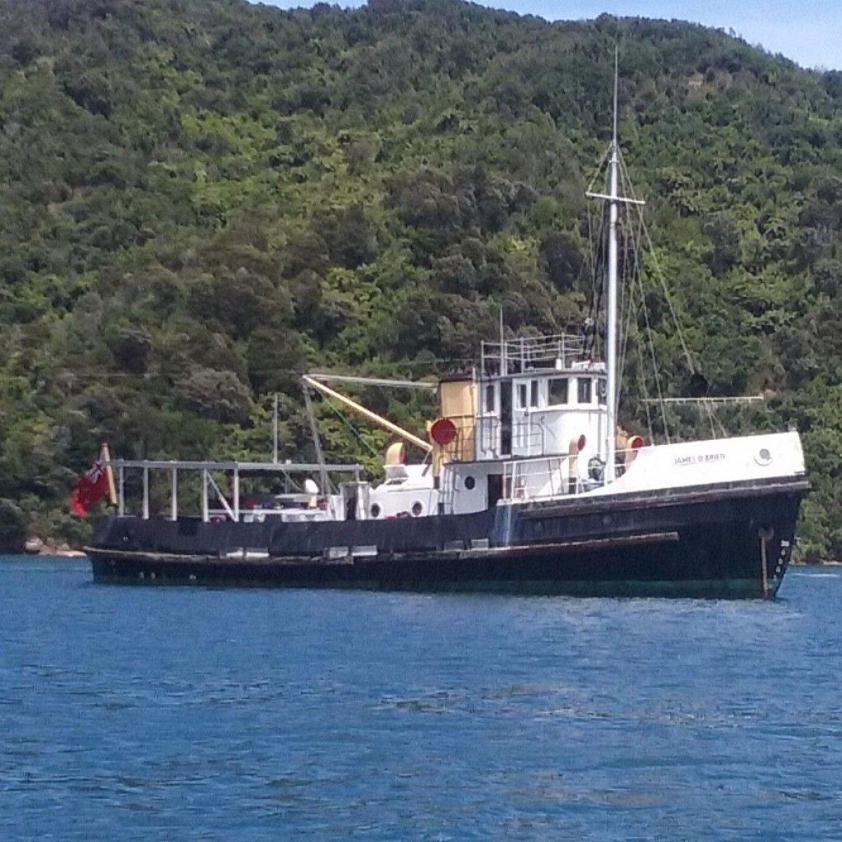 Tug by Steel Ships Ltd