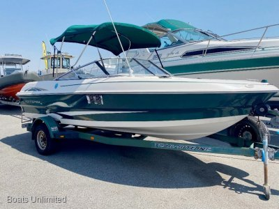 Monterey SPORT 195 BOW RIDER GREAT VALUE READY TO GO