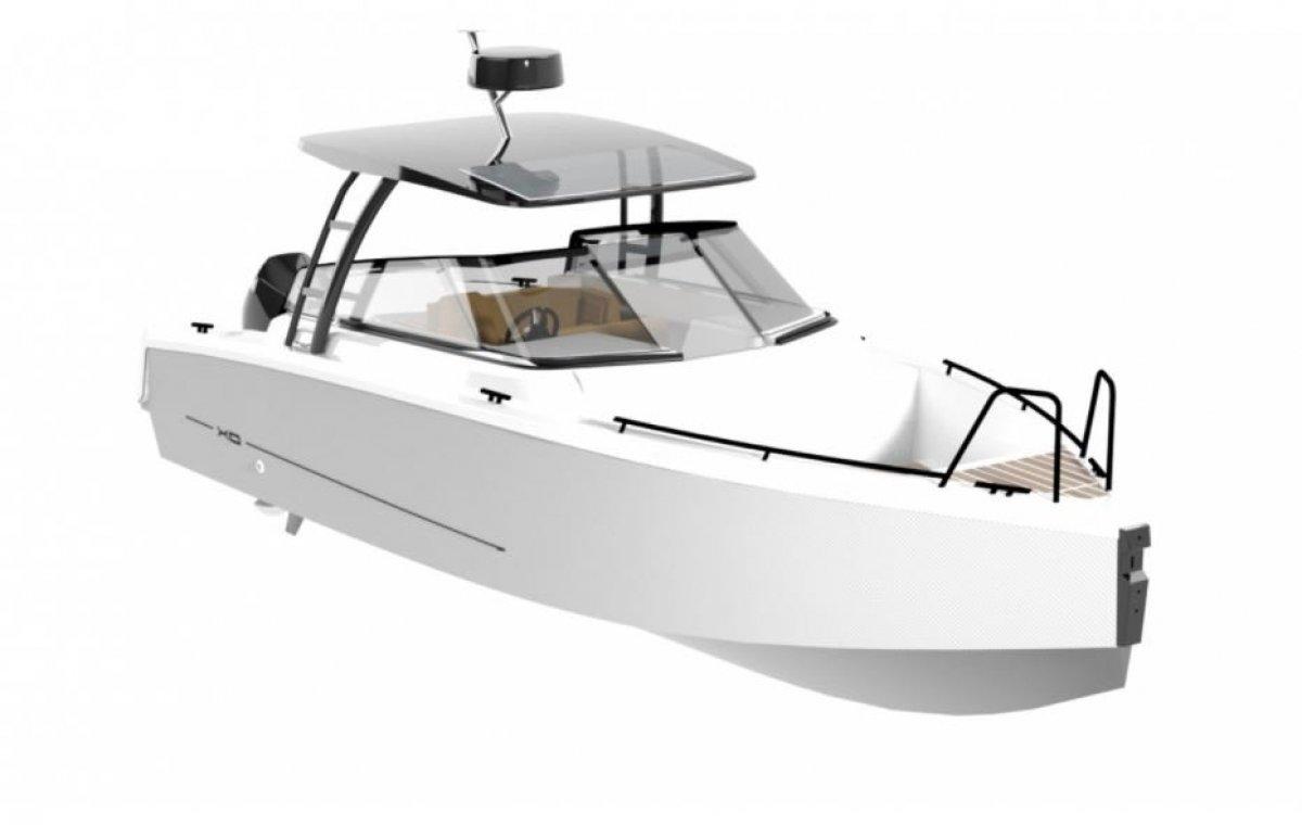 XO 260 T-top DSCVRY