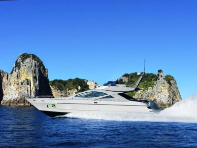Teknicraft Nick De Waal 54 Power Catamaran