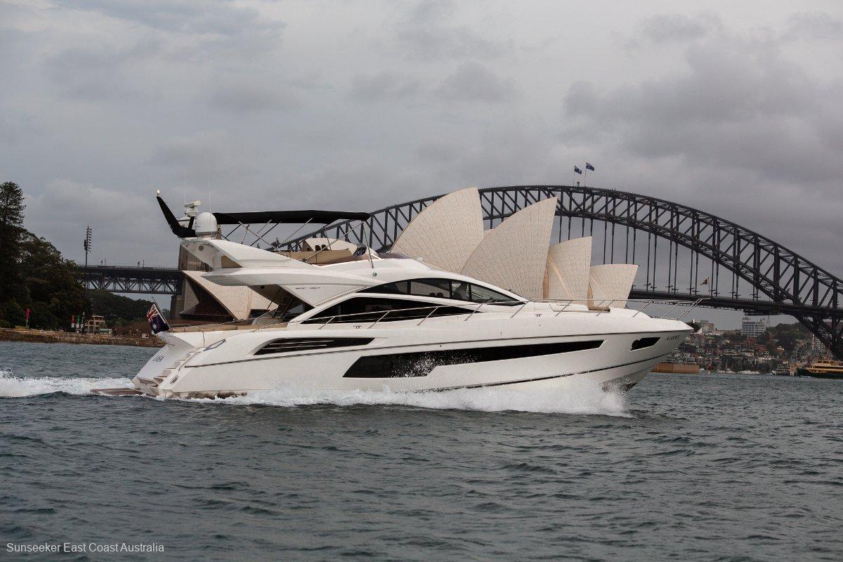 2014 Sunseeker Sport Yacht 68