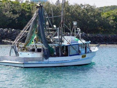 TS447 - 16.2m Timber Trawler